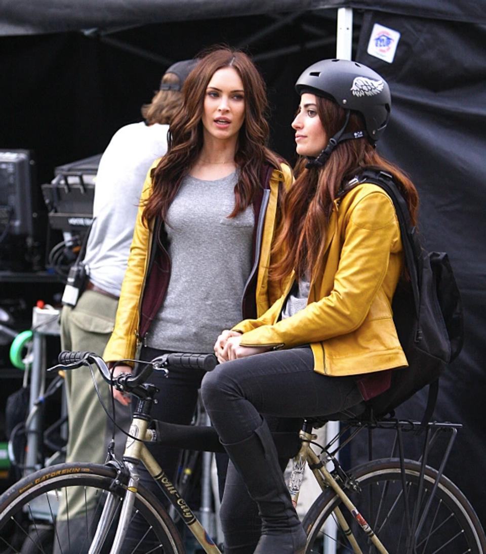 Maria a Megan