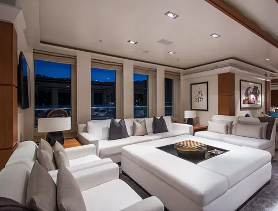 Nádherný obývací priestor
