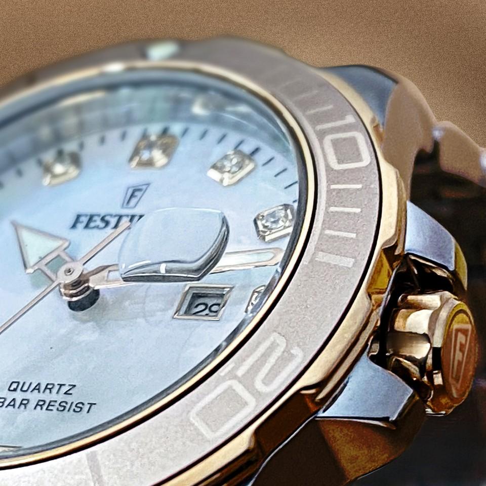 Štýlové hodinky Festina