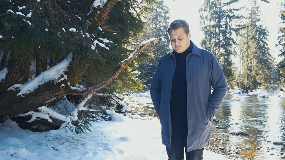 Martin Cisár a skladba Navždy