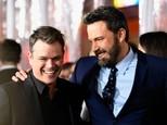 Ben Affleck a Matt Damon