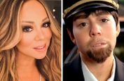 Mariah Carey v klipe Obsessed