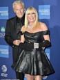 S manželom Alanom Hamelom (84)