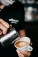 EBENICA - latte art