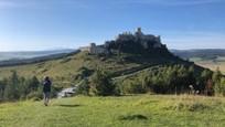 Spišský hrad od Natálie zo Spišského Podhradia