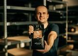 EBENICA - Marek s jeho najoblubenejsou kavou