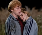 Ron and Hermione (Harry Potter and the Deathly Hallows, 2010)