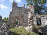 Zrúcanina hradu Tematín od Lukáša z Moravian nad Váhom