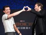 Tom Holland a Jake Gyllenhaal