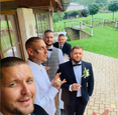 Na svadbe sa zúčastnili známe tváre slovenskej hudobnej scény