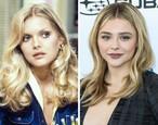 Michelle Pfeiffer a Chloë Grace Moretz obe vo veku 22 rokov