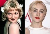 Drew Barrymore a Saoirse Ronan ako 23-ročné