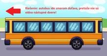 autobus riešenie