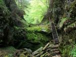 Lačnovský kaňon od Ľubomíry z Prešova
