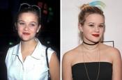 Reese Witherspoon a jej dcéra Ava Phillippe, keď mali 17