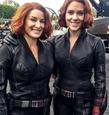 Heidi a Scarlett