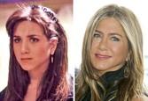 Jennifer Aniston je prirodzená brunetka.