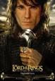 Daniel Day-Lewis ako Aragorn , hral ho nakoniec Viggo Mortensen