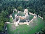 Zrúcanina hradu Makovica od Ivany zo Zborova