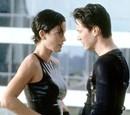 Trinity and Neo (The Matrix, 1999–2003)