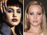 Angelina Jolie a Jennifer Lawrence ako 20-ročné