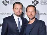 Leonardo DiCaprio a Tobey Maguire
