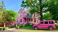 Barbie dom na prenájom