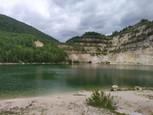 Šútovské jazero od Marcely z Beliniec