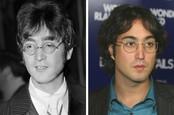 John Lennon a jeho syn Sean Lennon - 20 rokov