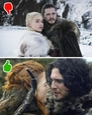Daenerys and Jon (Game of Thrones, 2011–2019)