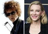 Cate Blanchett ako Bob Dylan v snímke I'm Not There