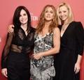 Courteney Cox, Jennifer Aniston a Lisa Kudrow
