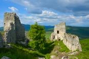 Hrad Gýmeš od Lukáša