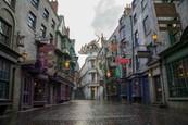 Halloween v štýle Harryho Pottera