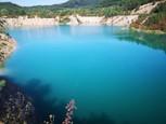 Skrabské jazero od Silvie z Revúcej