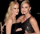 Charlize a Nicole Kidman