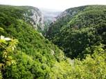 Zádielska tiesňava od Hajnalky z Moldavy nad Bodvou