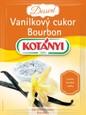 Vanilkovy cukor Bourbon