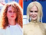 Nicole Kidman je pôvodne kučeravá ryšavka.
