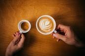 EBENICA - espresso a cappuccino